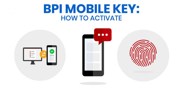 BPI Online Banking: How to Activate Mobile Key