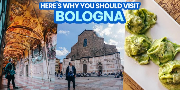 BOLOGNA: 20 Best Things to Do & Places to Visit