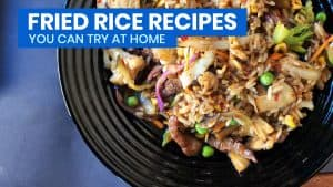 14 Easy FRIED RICE RECIPES You Can Try at Home