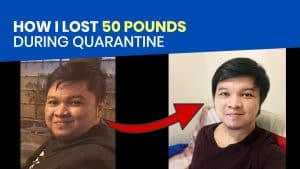 HOW I LOST 50 POUNDS DURING QUARANTINE: 4 Things I Did to Lose Weight