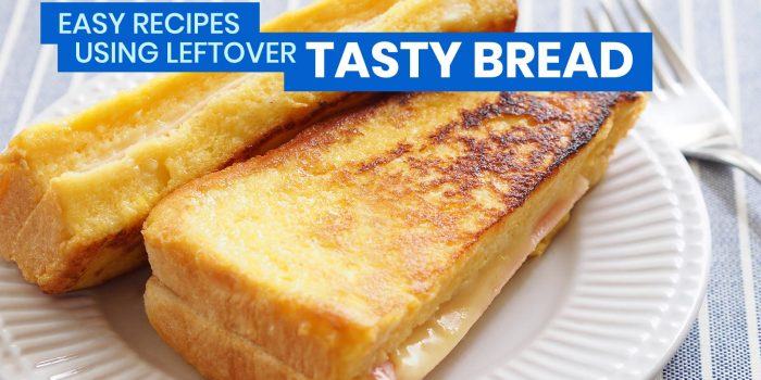10 EASY RECIPES Using Leftover TASTY BREAD (YouTube Compilation)