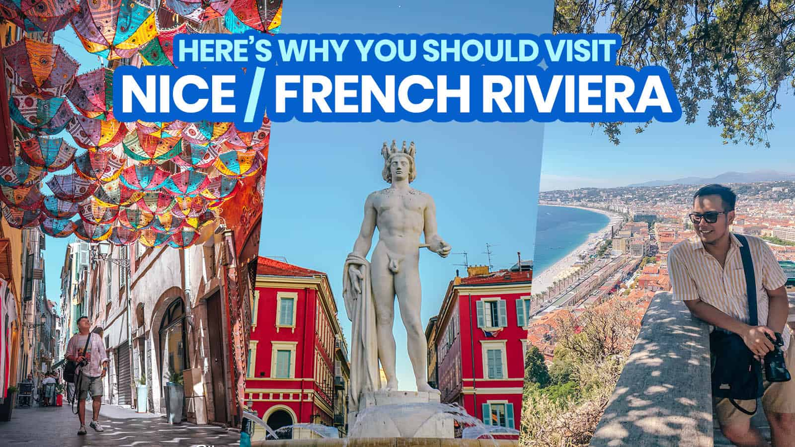 NICE: 28 Best Things to Do & Places to Visit (South of France)