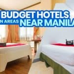 10 BUDGET HOTELS in AREAS NEAR MANILA (HygienePass Certified!)