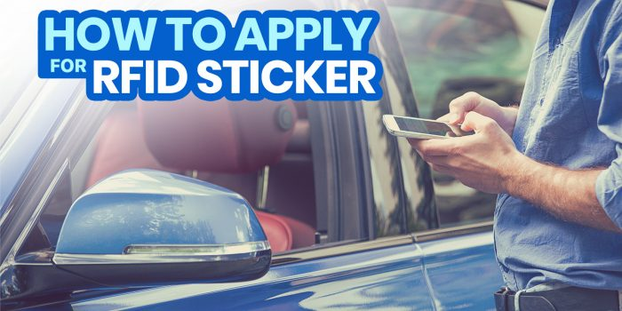 How to Apply for RFID STICKER for SLEX, NLEX, CAVITEX, etc. (EasyTrip & Autosweep)
