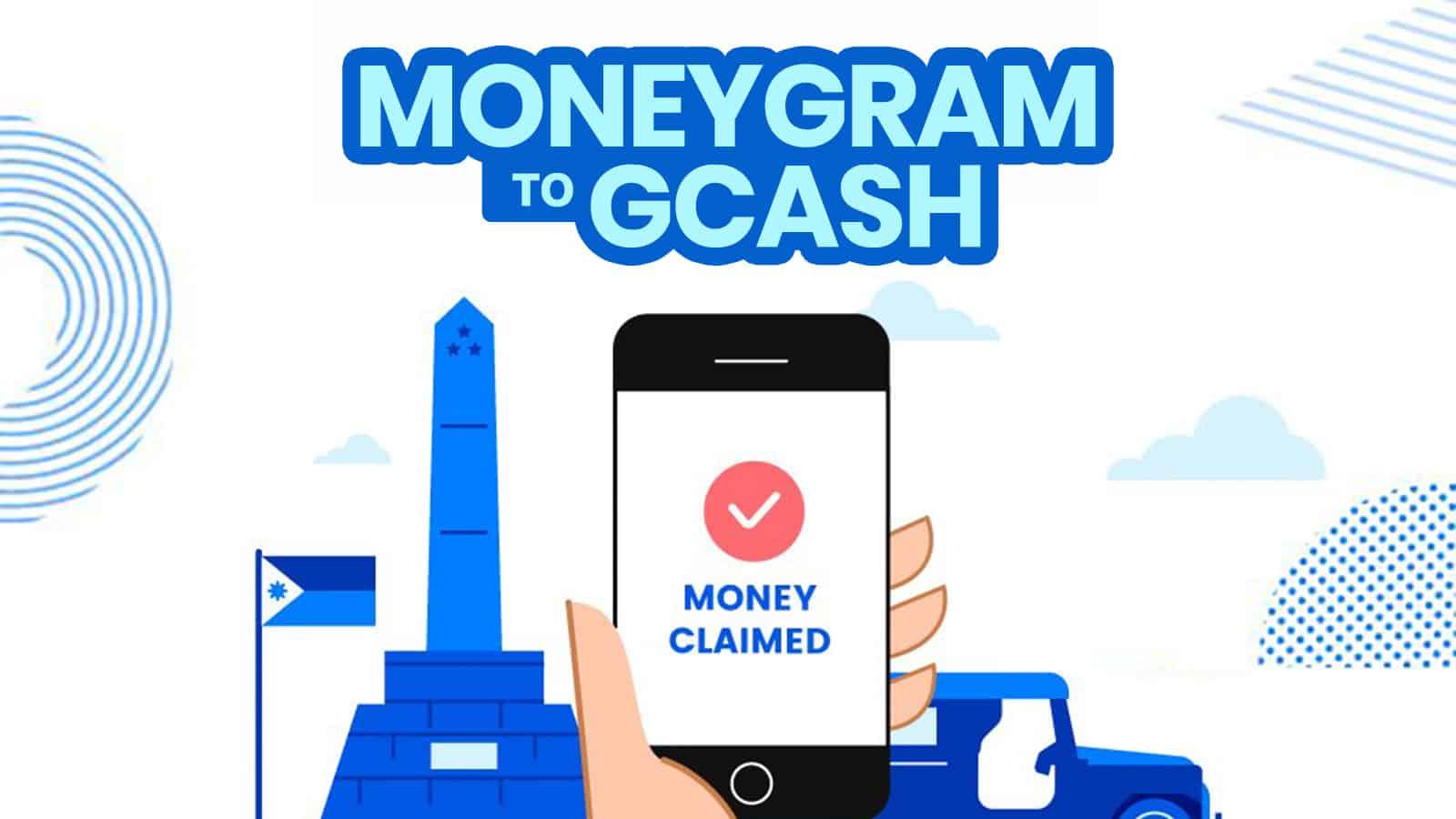 MONEYGRAM TO GCASH: How to Receive Money or Cash In Using GCASH App