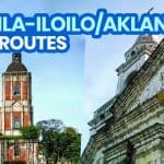 MANILA TO WESTERN VISAYAS by BUS: Operational Bus Companies and Routes to Iloilo, Aklan & Capiz