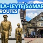 MANILA TO LEYTE & SAMAR by BUS: List of Operational Routes & Bus Companies