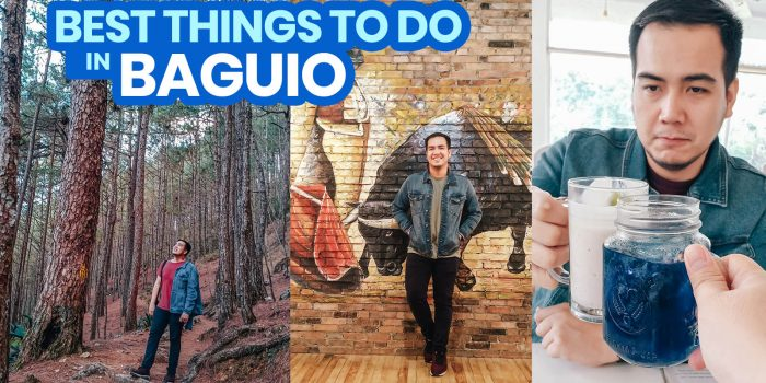 30 BAGUIO TOURIST SPOTS TO VISIT & THINGS TO DO