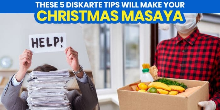 5 Diskarte Tips to Make This ChristMAS Masaya