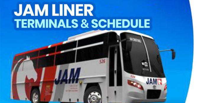 JAM LINER BUS: Open Terminals, New Schedule & Fares (New Normal)