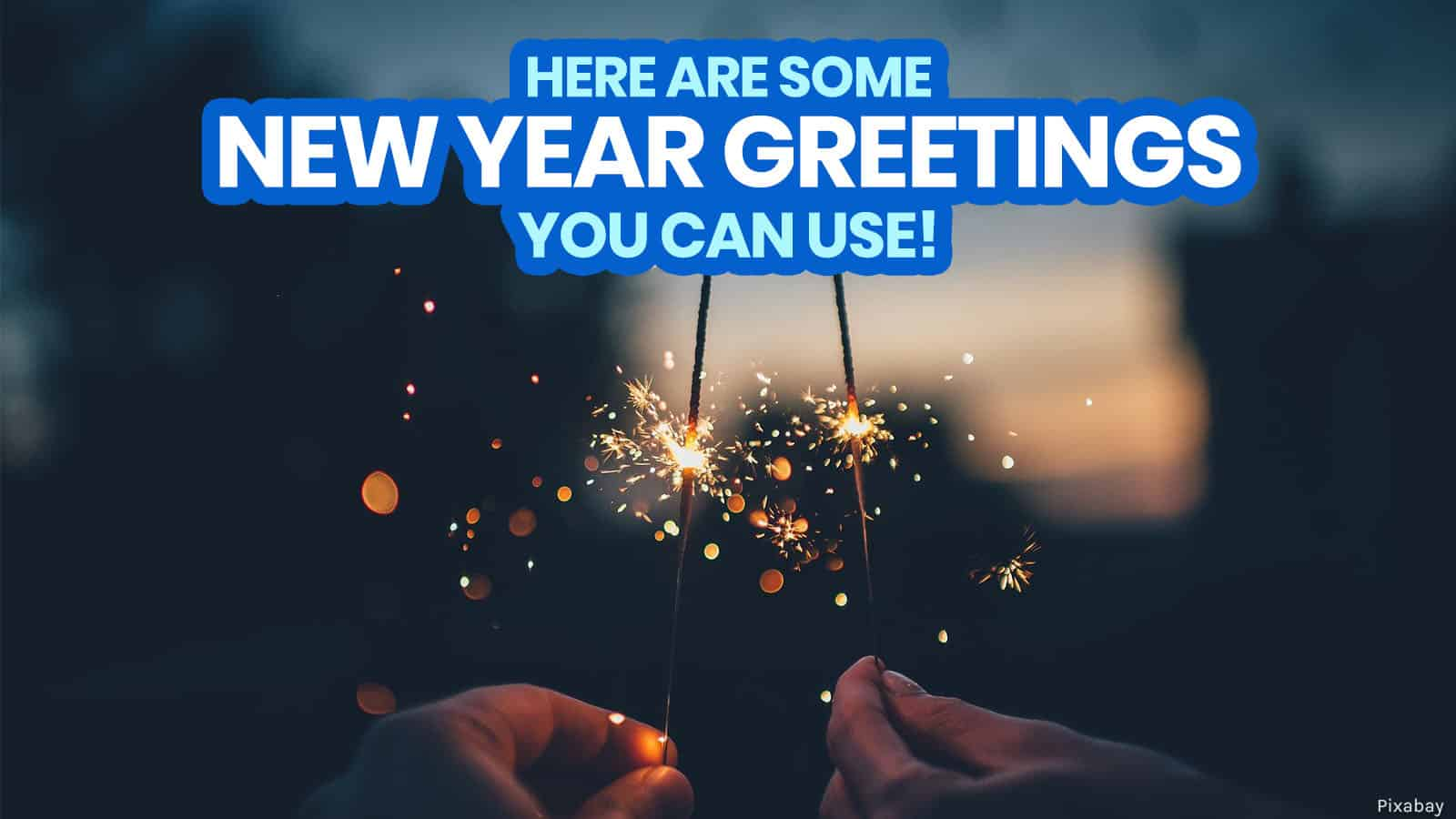 2021 NEW YEAR GREETINGS & INSPIRATIONAL QUOTES for Friends & Travelers