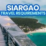 New Normal SIARGAO TRAVEL REQUIREMENTS & Policies