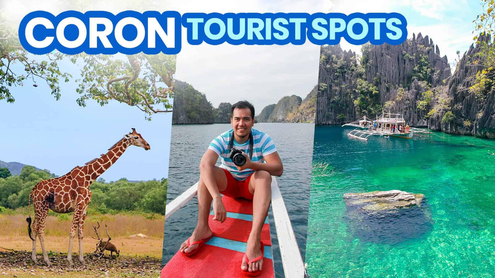20 Best CORON PALAWAN TOURIST SPOTS & Things to Do