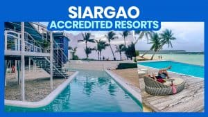 2021 List of DOT-Accredited SIARGAO HOTELS & RESORTS