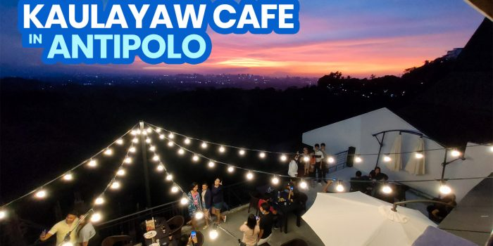 2021 KAULAYAW COFFEE ANTIPOLO Menu, Hours & New Normal Guidelines