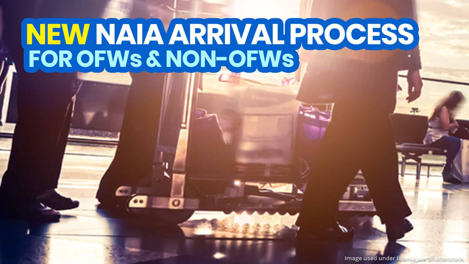 2021 NAIA ARRIVAL Process & Requirements for Returning Filipinos (OFWs & Non-OFWs)