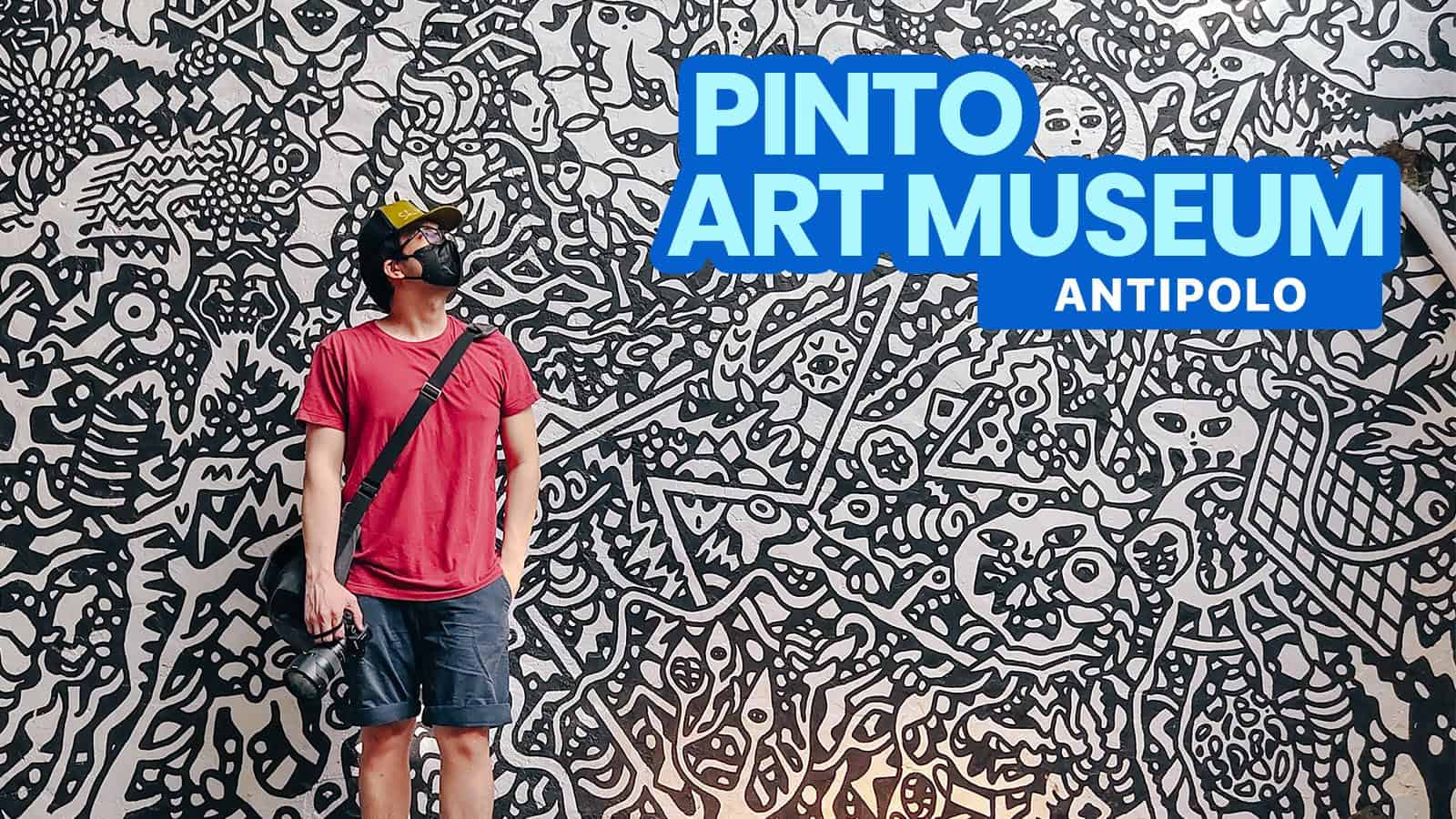 2021 PINTO ART MUSEUM Travel Guide & New Normal Guidelines