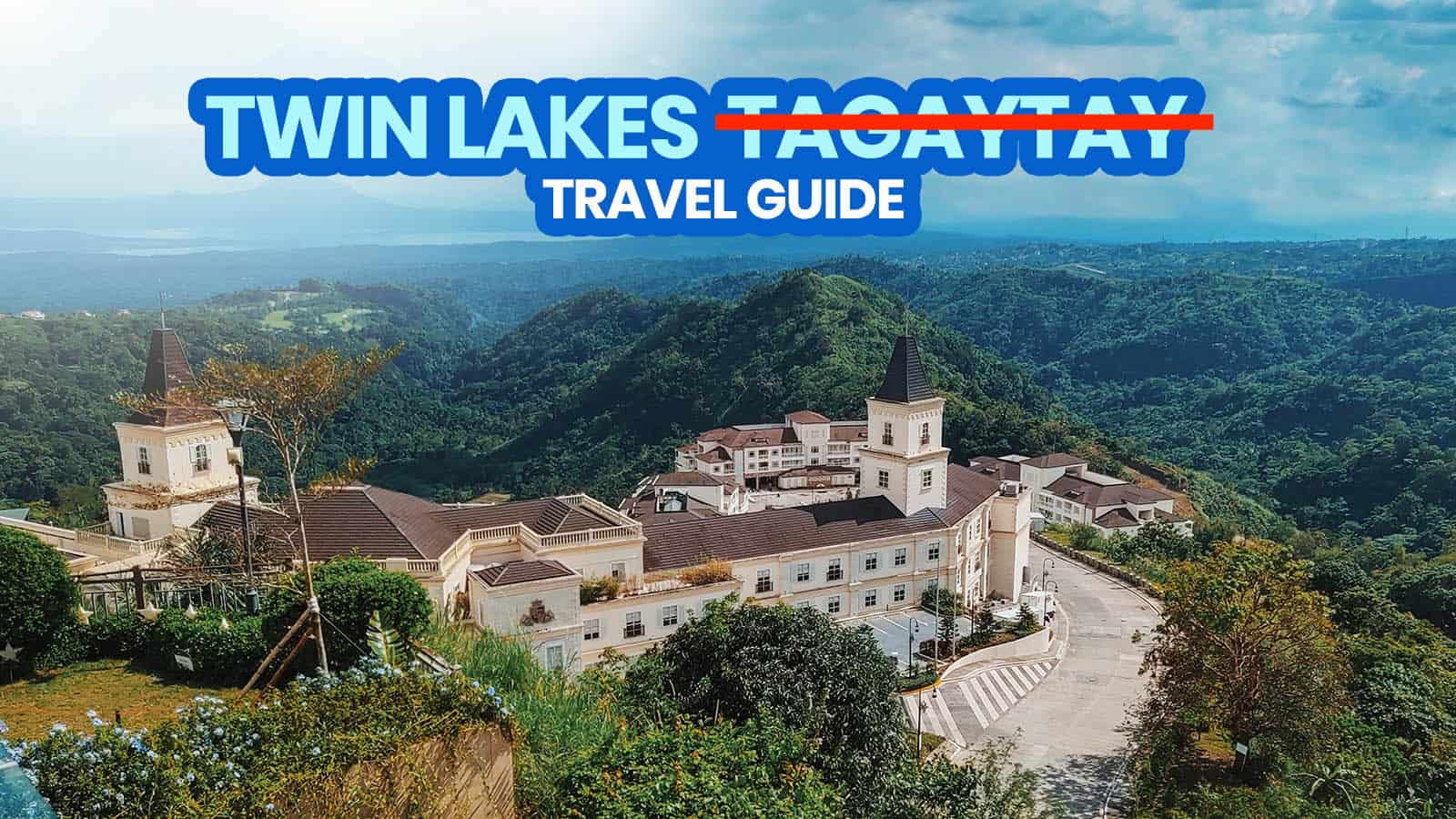 2021 TWIN LAKES TAGAYTAY: Restaurants, Opening Hours & New Normal Guidelines
