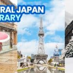 CENTRAL JAPAN ITINERARY: 5 Days in Nagoya, Shirakawago, Kanazawa & More!