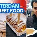 10 AMSTERDAM STREET FOOD TREATS You Shouldn't Miss