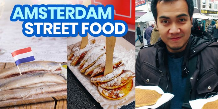 10 AMSTERDAM STREET FOOD TREATS You Shouldn't Miss