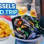 10 Street Foods to Try in BRUSSELS, BELGIUM