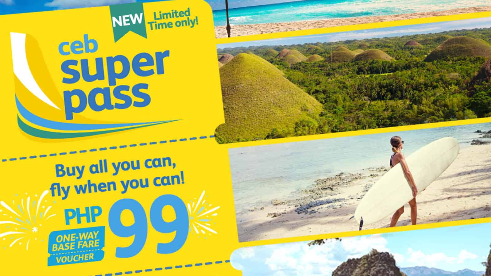 CEB SUPER PASS: How to Purchase & Redeem (Cebu Pacific)