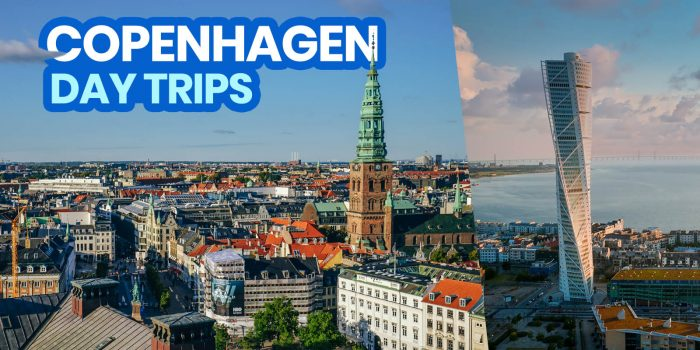 12 BEST DAY TRIPS from COPENHAGEN