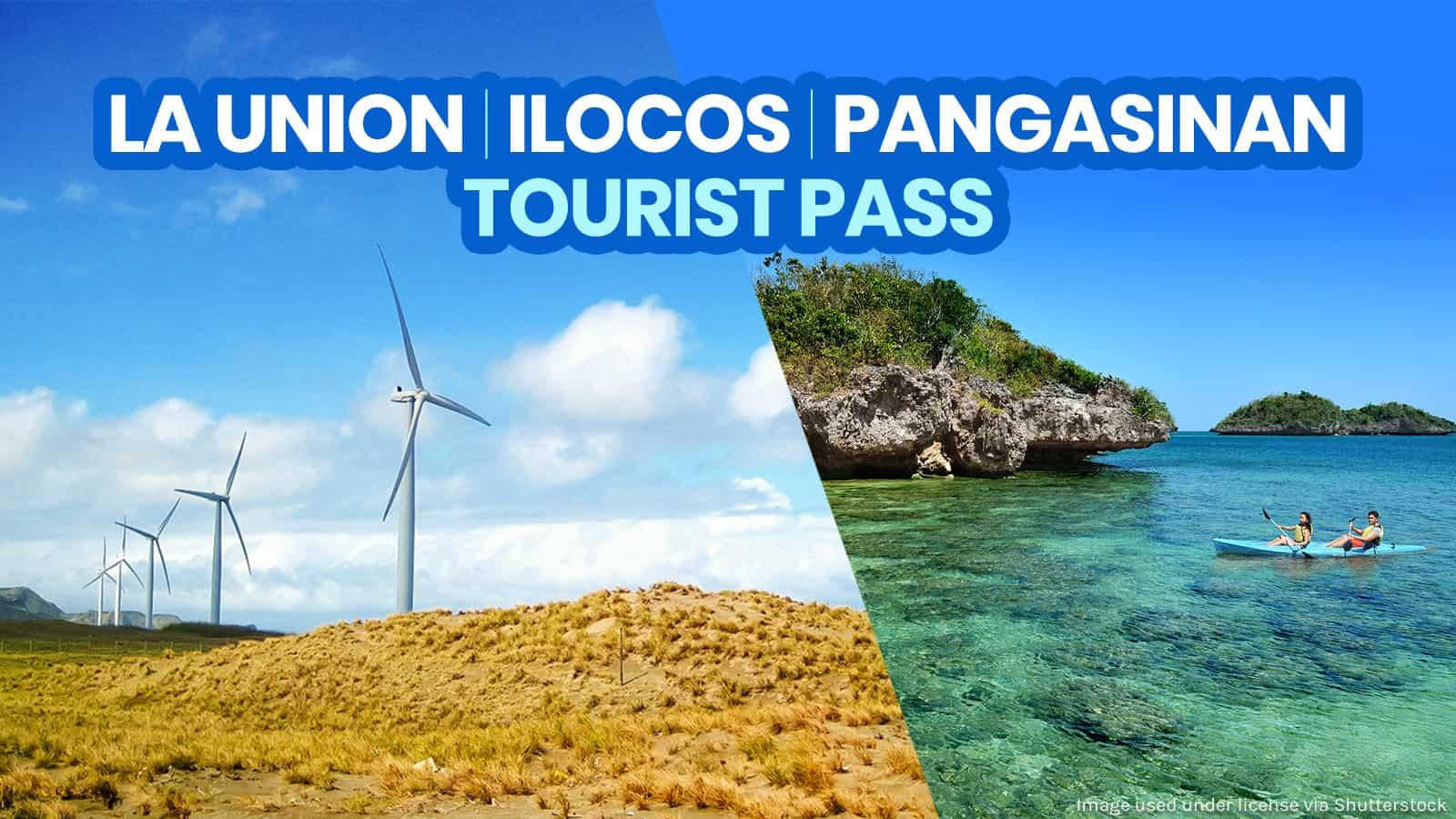 2021 How to Get a Tourist Pass & Schedule for LA UNION, ILOCOS & PANGASINAN via Tara Na!