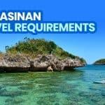 2021 PANGASINAN TRAVEL REQUIREMENTS + List of Open Tourist Spots