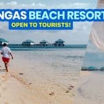 2021 BATANGAS BEACH RESORTS that are Open / Operational + Travel Requirements