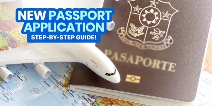 2021 NEW PASSPORT APPLICATION: DFA REQUIREMENTS & Schedule Appointment Tips